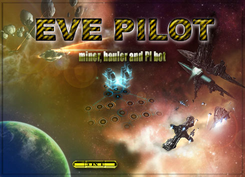 Eve Pilot - mining, hauling and PI macro for eve online!