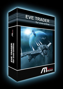 EVE Trader, market analyzing, traveling, trading bot for EVE Online