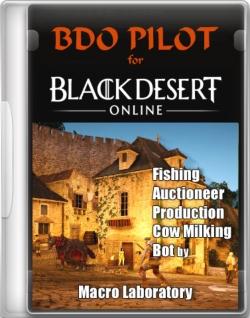 Macro Laboratory | Black Desert Online Bot | EVE Pilot